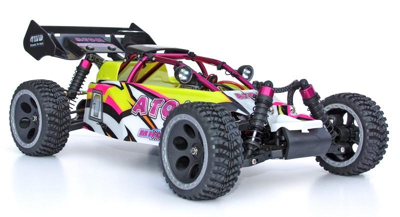 4 Roues Motrices >> Buggy électrique 'ATOM' moteur Brushless