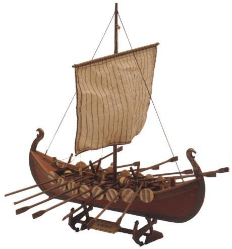 maquette bateau bois viking. Black Bedroom Furniture Sets. Home Design Ideas