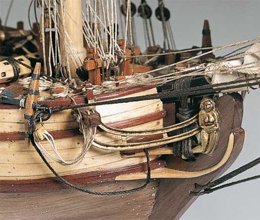 Constructo Maquette bateau en bois : Halifax pas cher reduction Constructo