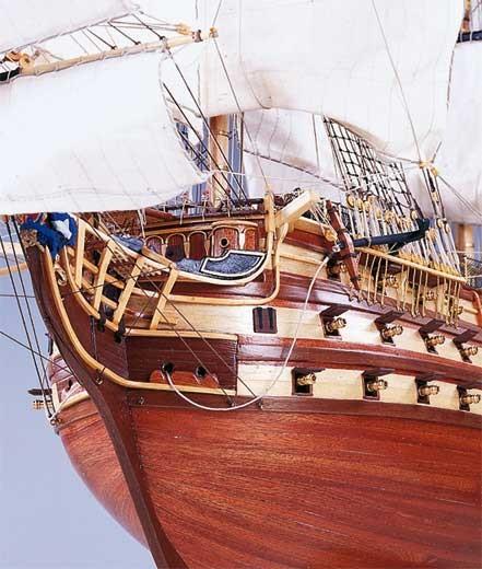 Maquette bois Victory ,Bateau bois Constructo ~ Accastillage Maquette Bateau Bois