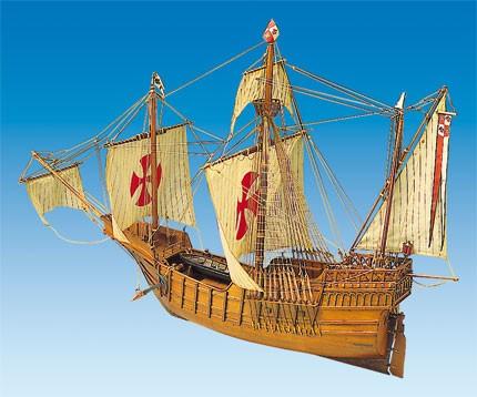 Maquette bateau christophe colomb