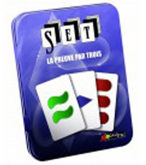 Set jeu de cartes Gigamic