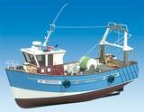 maquette bateau navigante en bois sportmer. Black Bedroom Furniture Sets. Home Design Ideas