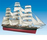 maquette bois,Cutty Sark